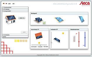 Software per la progettazione di impianti fotovoltaici 53