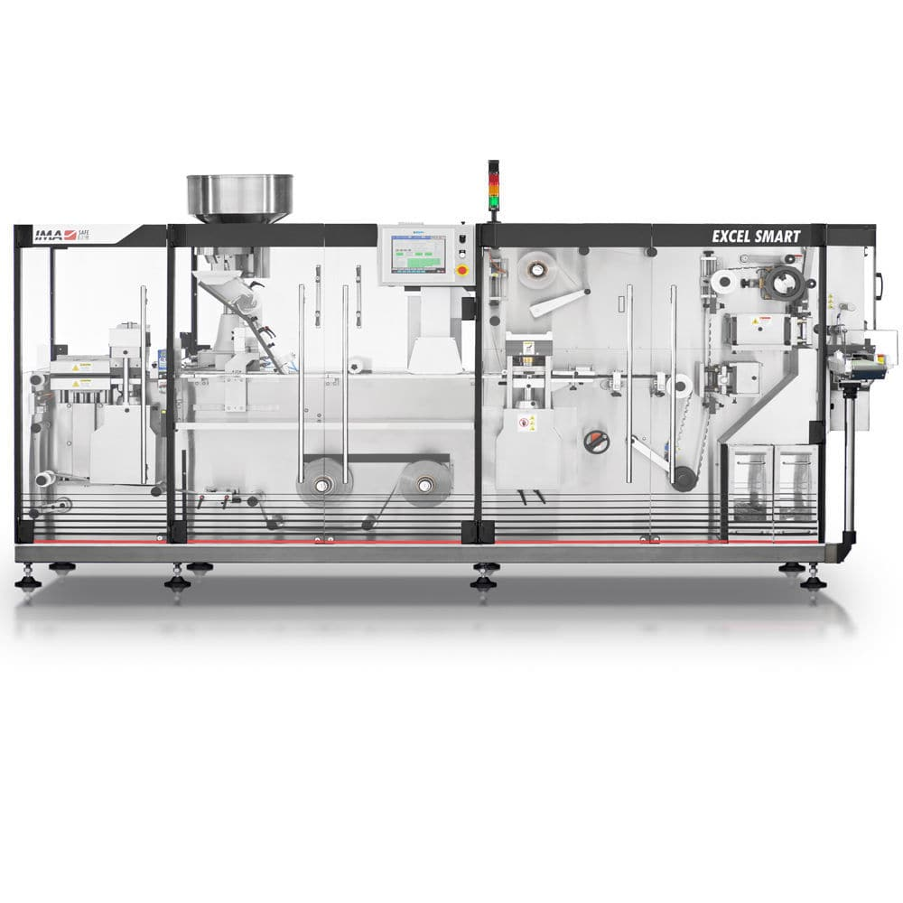 cfd3b41f081 blisteratrice   automatica   orizzontale   per compresse - EXCEL SMART