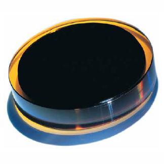 1cc68fbd0e lente a menisco / in seleniuro di zinco / visibile / di taglio laser CO2 -  Black Magic™