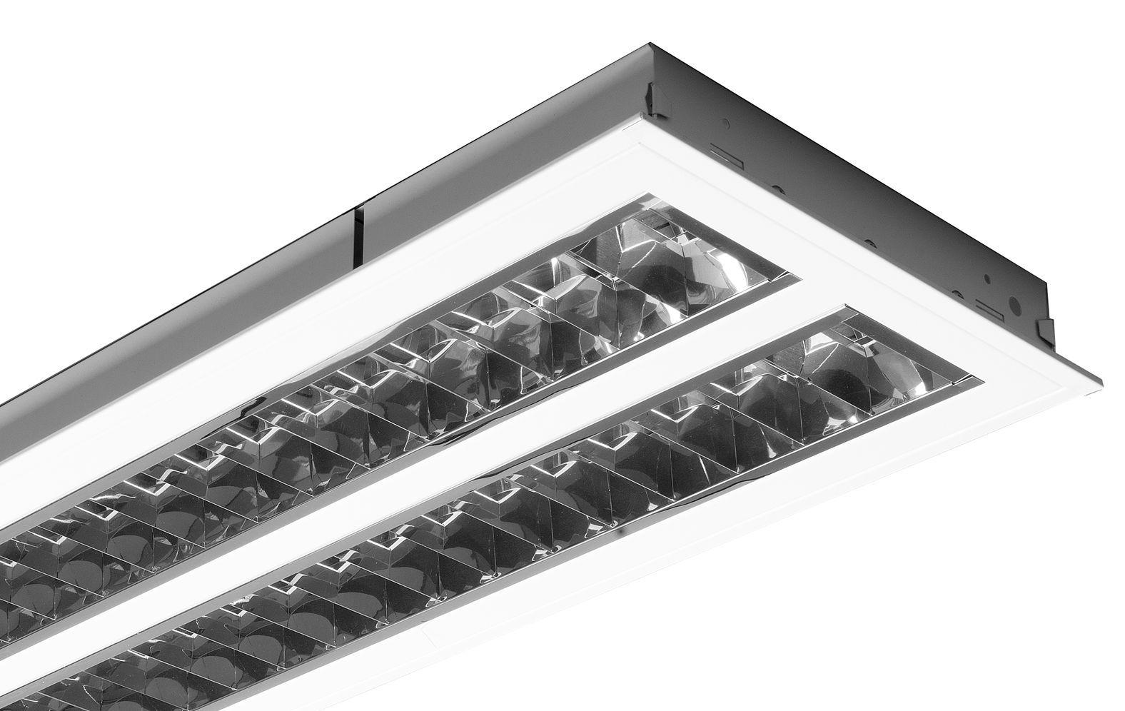 Dispositivo di illuminazione a soffitto led per magazzino per
