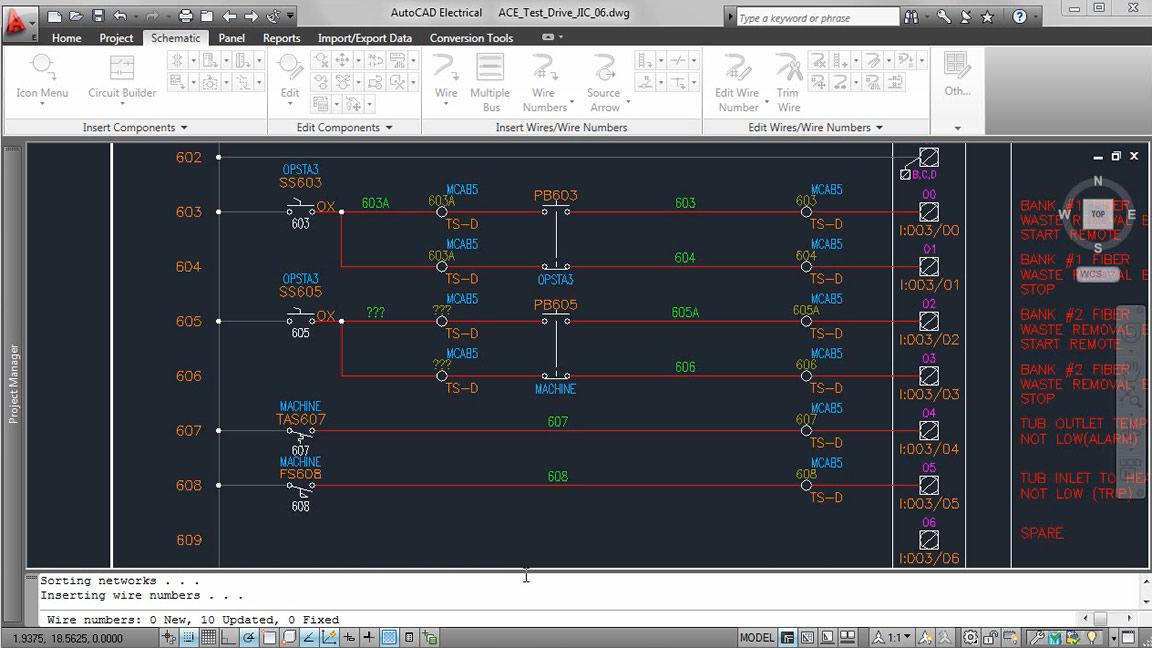 progettazione impianti elettrici software