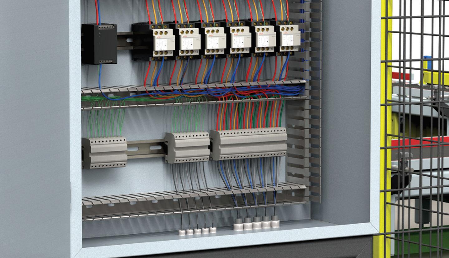 Schemi Elettrici Cad : Software cad elettrico per schema elettrico 3d in tempo reale