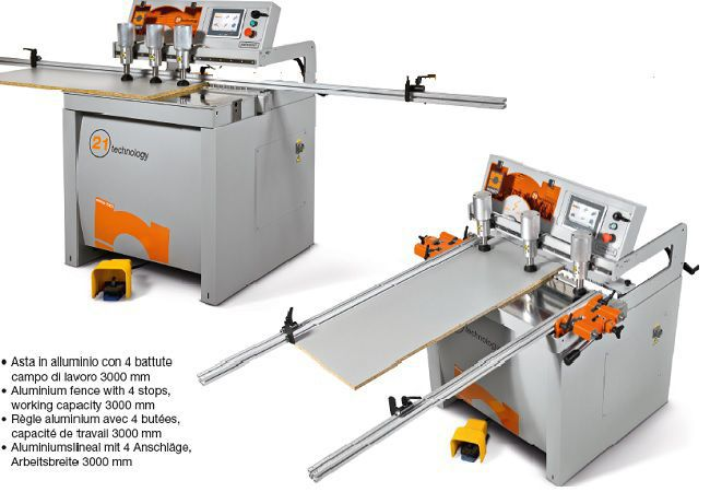 Macchine Per Lavorare Il Legno : Macchina per la lavorazione del legno monotesta per lavorazione di
