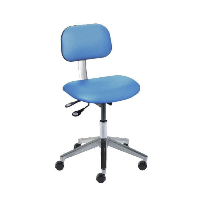 Sedia girevole per camera bianca / ergonomica - BTx-x-RK - Cleatech LLC