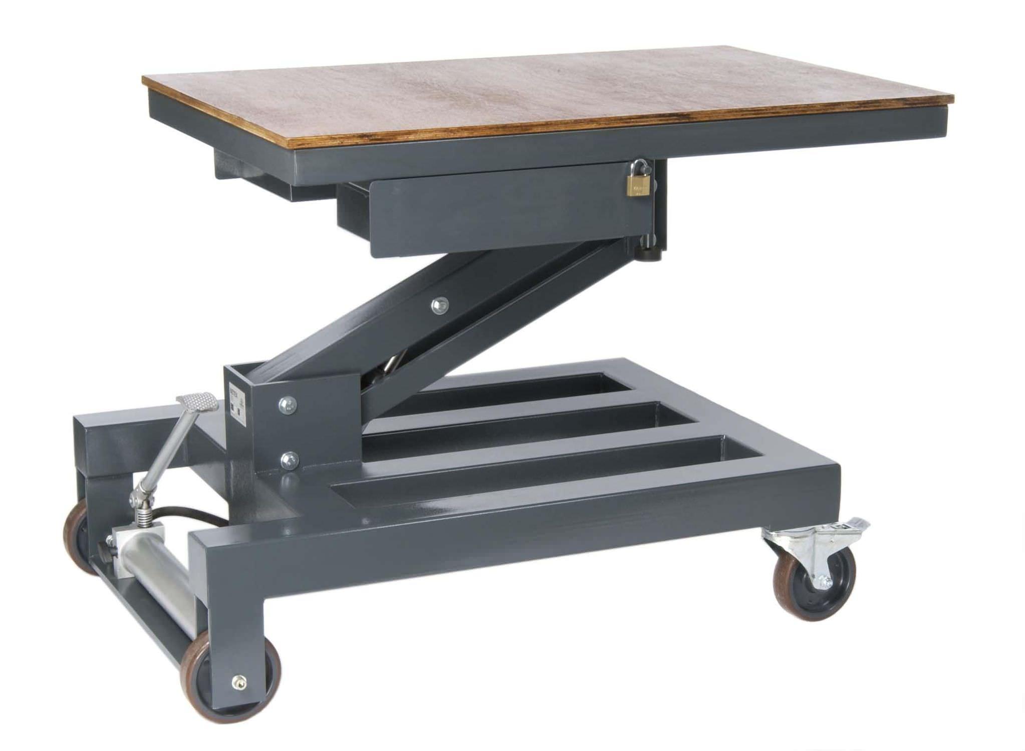 Altezza Banco Di Lavoro Ergonomia : Banco da lavoro in acciaio mobile h series bega special tools