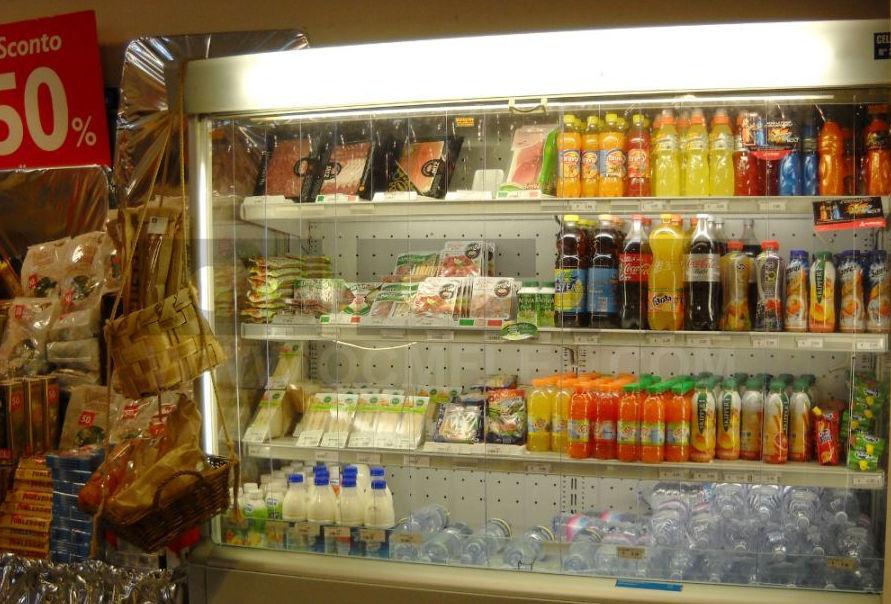 Tenda per magazzino frigorifero ocm industrial doors