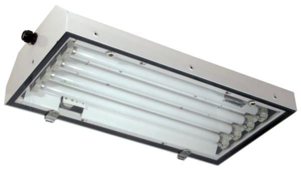 Lampada Tubolare Fluorescente : Dispositivo di illuminazione a soffitto led a lampada