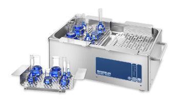 Macchina per pulizia ad ultrasuoni automatica per applicazioni