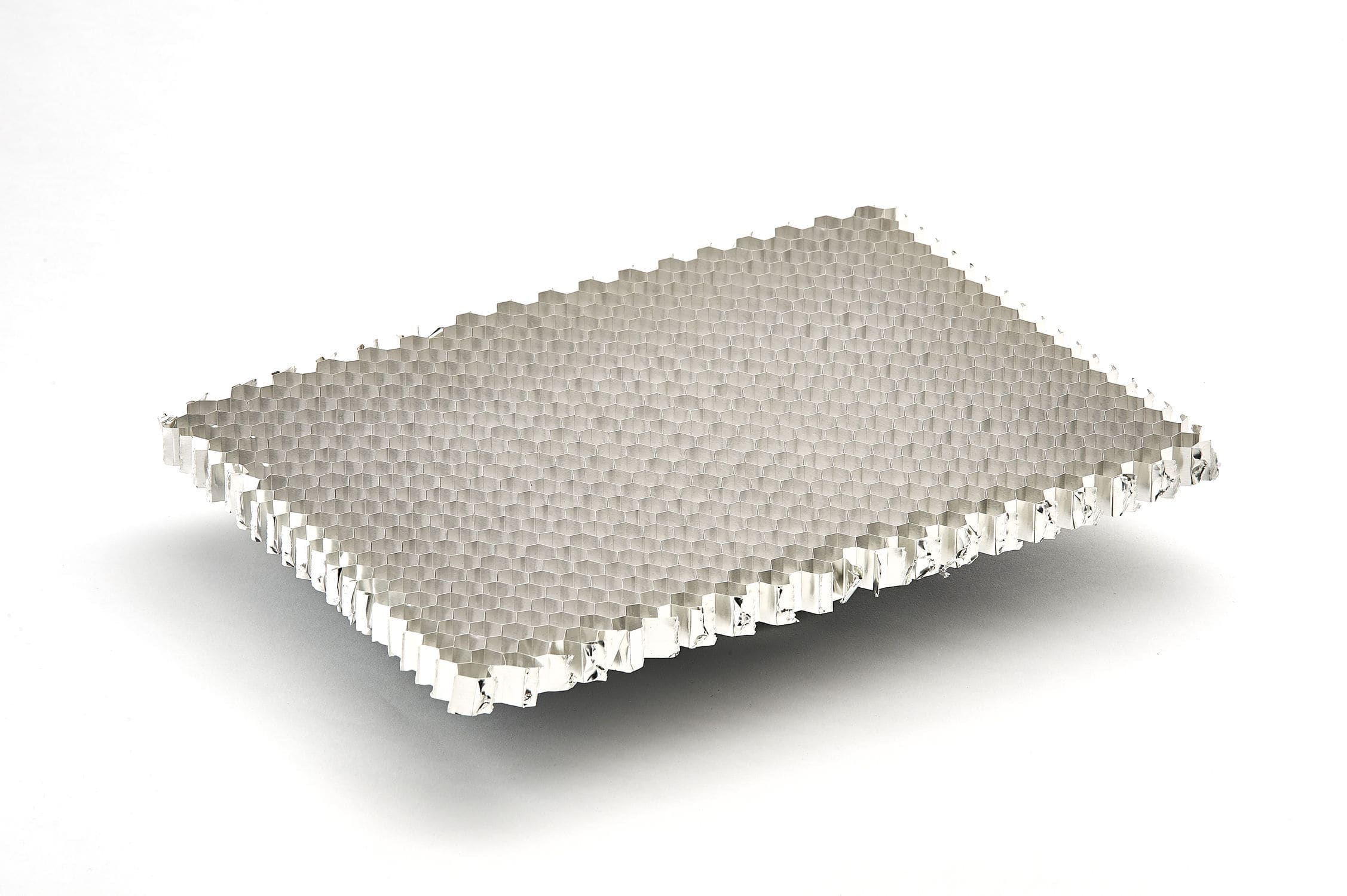 Nido d ape in alluminio per il settore edile per applicazioni