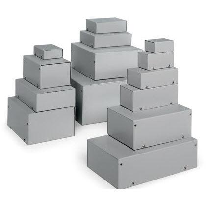 Scatola A Parete Rettangolare In Alluminio Per La