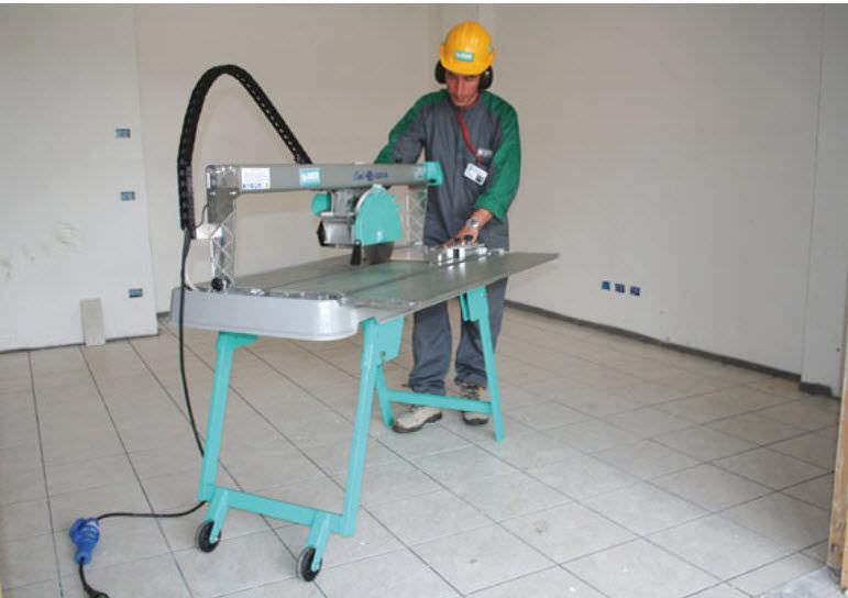 Sega circolare per alluminio per piastrelle da tavolo