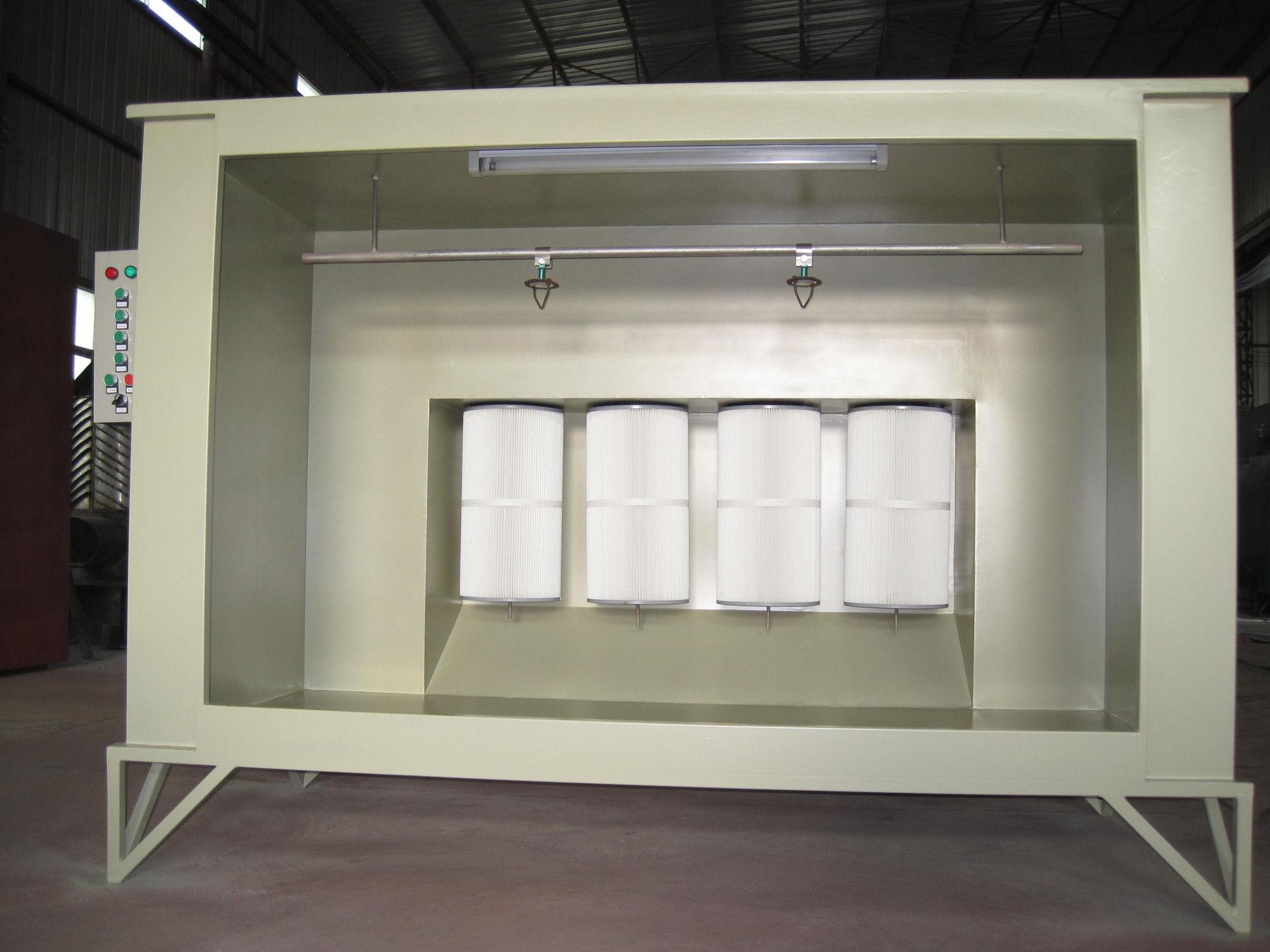 Vernice Per Cabina Armadio : Cabina di verniciatura a polvere con filtro manuale hangzhou