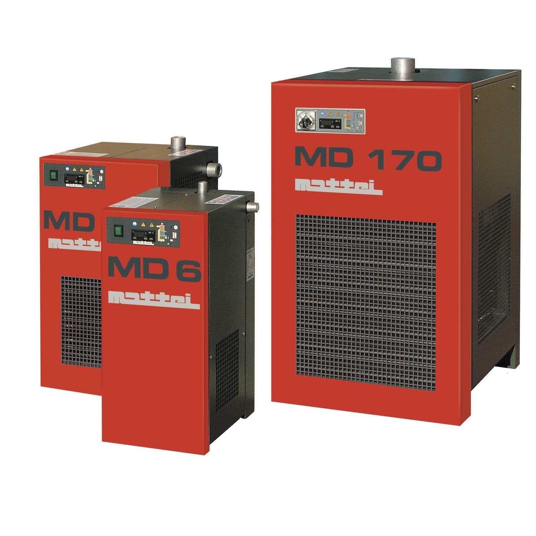 23aa508037 essiccatore per aria compressa a refrigerazione   compatto - MD series