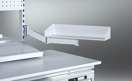 Altezza Banco Di Lavoro Ergonomia : Postazione di lavoro da ufficio ergonomica mobile ad altezza