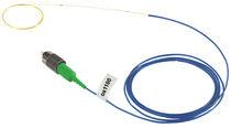 Sensore di spostamento lineare / senza contatto / in fibra ottica / a reticolo di Bragg