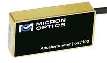 Accelerometro triassiale / in fibra ottica / di basse frequenze / rinforzato