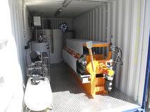 Filtro-pressa a telaio / automatica / per trattamento di fango