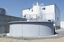 Serbatoio di decantazione / per acque reflue / acqua potabile / per alcool