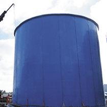 Serbatoio di stoccaggio / acqua potabile / per acque reflue / per acidi e basi