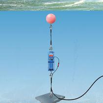 Apparecchio di sorveglianza di pressione / multiparametrico / per l'acqua