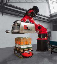 Robot articolato / 4 assi / di depallettizzazione / ad alta velocità