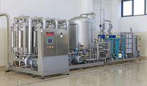 Filtro per liquidi alimentari e bevande / a membrana / per vino / in ceramica
