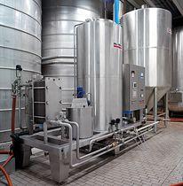 Unità di stabilizzazione tartarica per vino