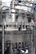 Riempitrice vino / di bottiglie / automatica / sottovuoto