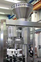 Incapsulatrice a vite / automatica / per bottiglie / per l'industria vinicola