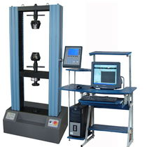 Macchina per prova di trazione / verticale / elettromeccanica