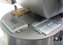 Macchina per imballaggio semiautomatica / in blister / non specificato / per l'industria medica