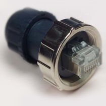 Connettore RF / RJ45 / in metallo / metallo
