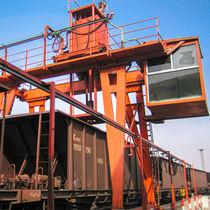 Campionatore ad azione meccanica / per prodotti sfusi / automatico / ferroviario