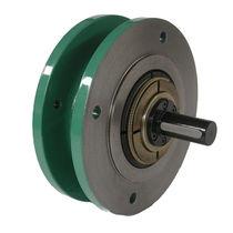 Freno centrifugo / meccanico / per montaggio su albero / a mancanza di corrente