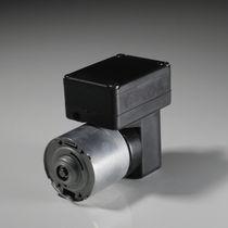 Pompa a vuoto a membrana / senza olio / monostadio / compatta