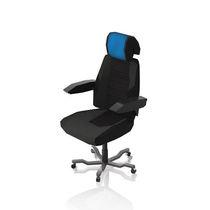 Sedia girevole ergonomica