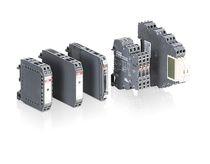 Relè statico a MOSFET / di interfaccia / su guida DIN