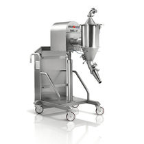 Mulino per triturazione a secco / umido / verticale / per prodotti alimentari