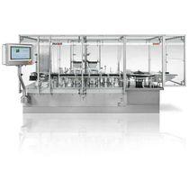 Riempitrice chiuditrice asettica / per liquidi / per prodotti farmaceutici