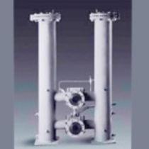 Carter per filtro a liquidi / in acciaio al carbonio