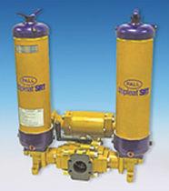 Filtro per liquidi / idraulico / a carboni attivi / in alluminio