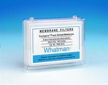 Cartuccia filtrante per solventi / per microfiltrazione / in poliestere / a membrana