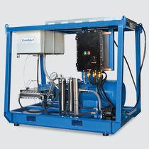 Pulitrice per acqua / trifase / stazionaria / ad alta pressione