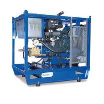 Pulitrice per acqua fredda / con motore diesel / stazionaria / rimorchiabile
