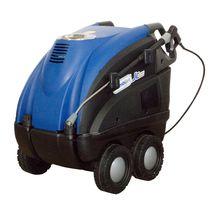 Pulitrice ad acqua calda / elettrica / mobile / ad alta pressione