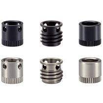 Elemento di fissaggio per bandoliera / in acciaio inossidabile