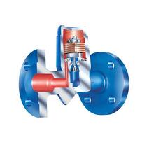 Spurgo bimetallico / di condensa / automatico / meccanico