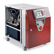 Controllore di temperatura con touch screen / a circolazione di acqua o olio / per canale caldo / mobile