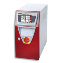 Controllore di temperatura con touch screen / con raffreddamento diretto / a circolazione di acqua o olio