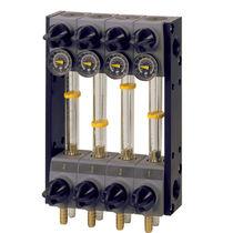Regolatore di portata volumetrico / idraulico / per liquidi / per pressa ad iniezione